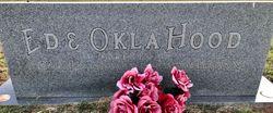 """Oklahoma """"Okla"""" <I>Cargill</I> Hood"""