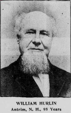 Rev William Hurlin Jr.