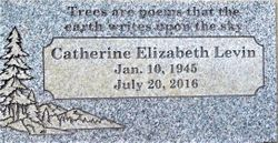 Catherine Elizabeth Levin