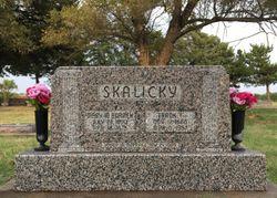 Mary Minnie <I>Adamek</I> Skalicky