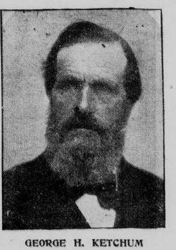 George H Ketchum
