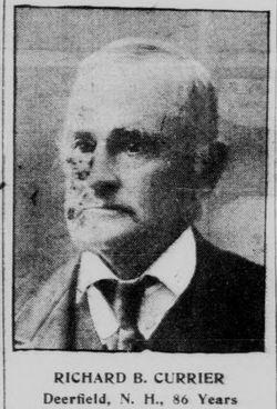 Richard Baxter Currier