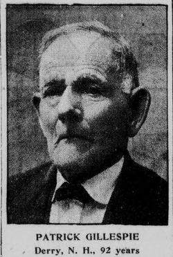 Patrick Gillespie