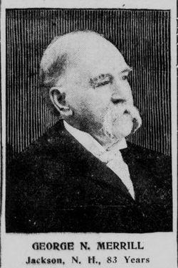 Lieut George N Merrill