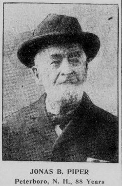 Jonas Brooks Piper