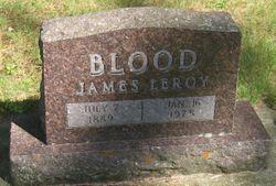 James Le Roy Blood