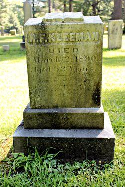 Reinhold F. Kleeman