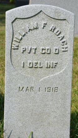 William Franklin Roach