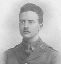 Second Lieutenant Dermot Joseph Macsherry