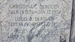 Alvin F. DeRouen