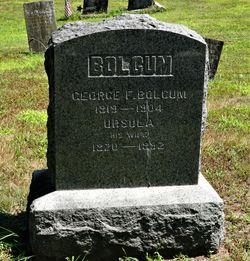 George F Bolcum