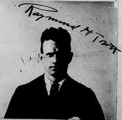 Raymond Harris Trott