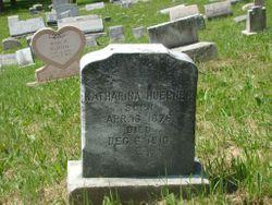 """Katharina """"Katie"""" <I>Huebner</I> Lilly"""