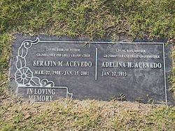 Serafin M Acevedo