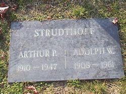 Arthur P Strudthoff