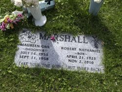 Maureen Gail Marshall