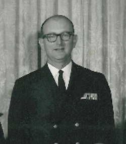 Rev Richard Taylor Abbot