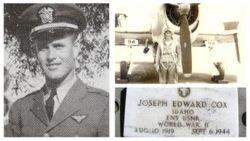 ENS Joseph Edward Cox