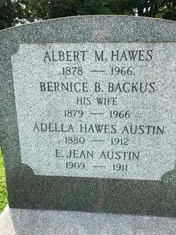 Albert Mark Hawes