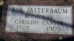 Eva <I>Fieldhauber</I> Falterbaum
