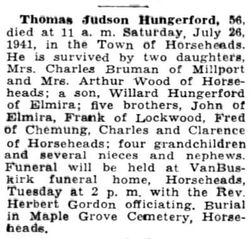 Judson Thomas Hungerford