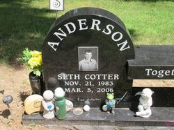 Seth Cotter Anderson