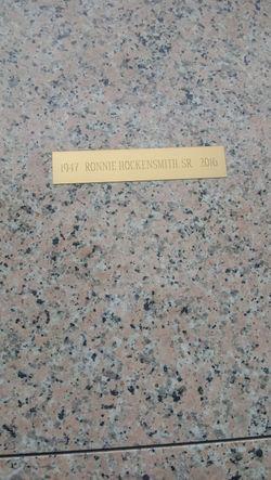 Ronnie Hockensmith Sr.