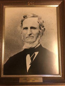 Amos E. Steele, Sr