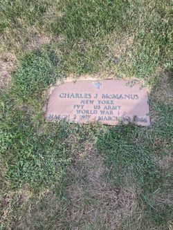 Charles J McManus