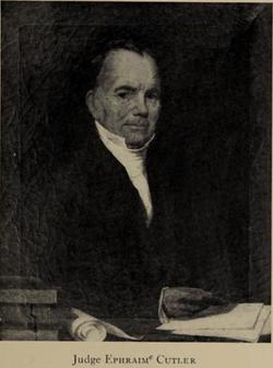 Ephraim Cutler