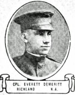 CPL Everitt James Demeritt