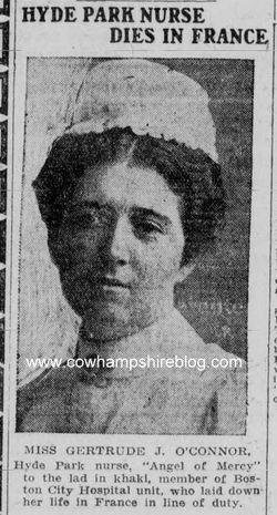 Gertrude J. O'Connor