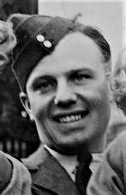 Sergeant (Pilot) Patrick Gibbings Sanders