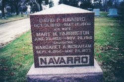 Margaret Abigail <I>Navarro</I> Ingraham