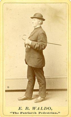 Dr Egbert B. Waldo