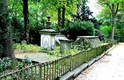 Historischer Garnisonsfriedhof Harburg