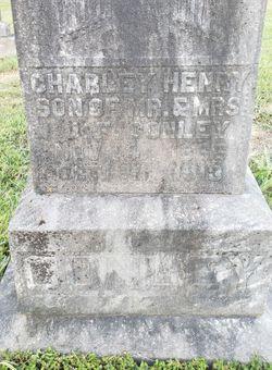 Charley Henry Conley