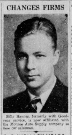 William Green Haynes, Jr