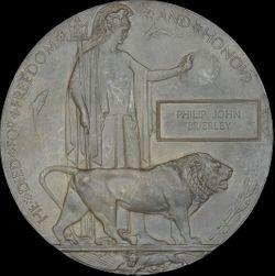Private Philip John Brierley