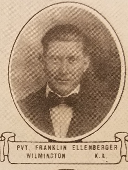 PVT Franklin O. Ellenberger