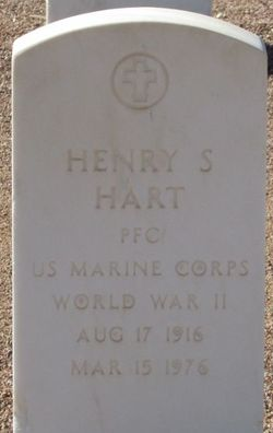 Henry S Hart (1916-1976) - Find A Grave Memorial