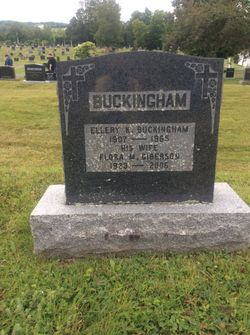 Flora Mae <I>Giberson</I> Buckingham