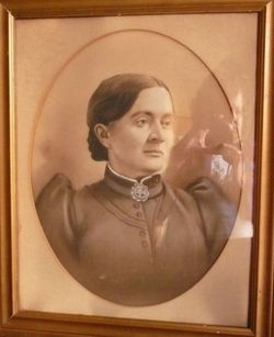 Elizabeth <I>Barrow</I> Wylde