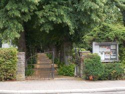 Evangelischer Friedhof Essen-Überruhr