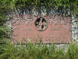 Alice Louise <I>Dulinsky</I> Crump