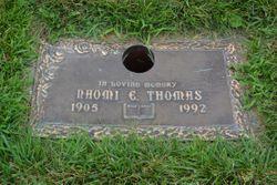 Naomi E. <I>Abrams</I> Thomas