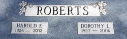 "Harold E. ""Toby"" Roberts"