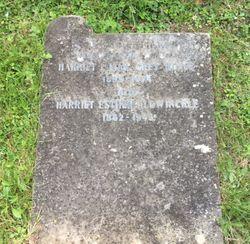 Harriet Esther <I>Barnes</I> Aldwinckle