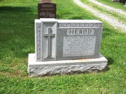 Winnifred Ethel <I>Walters</I> Herod