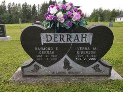 Verna Marguerite <I>Giberson</I> Derrah